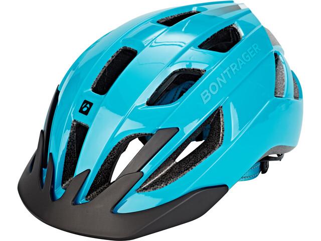 Bontrager Solstice Bike Helmet Kids california sky blue
